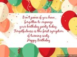 Birthday Quotes for older Man